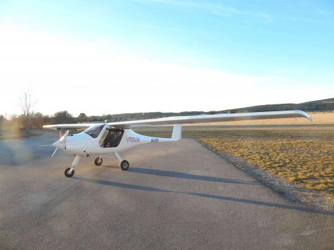 Pipistrel virus in excellente condition in France