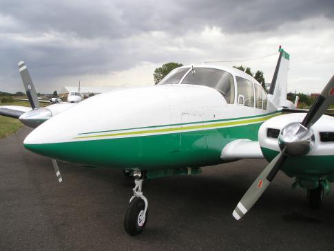 1972 Piper PA-23 Aztec E for Sale in Southend, Essex, United Kingdom (EGMC)