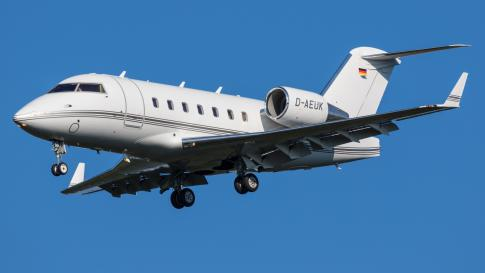 2006 Bombardier CL-604 Challenger 604 for Sale in Germany