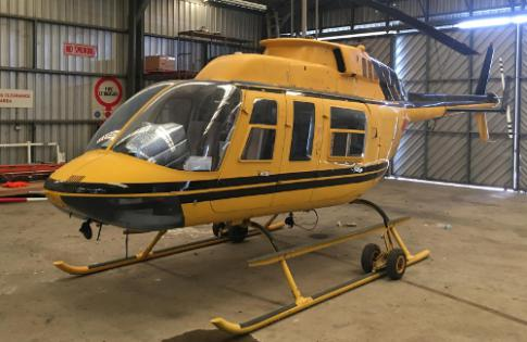 1991 Bell 206L3 LongRanger III for Sale in Australia