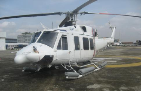 2008 Bell 412EP for Sale in Nigeria