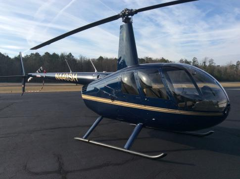 2005 Robinson R-44 Raven II for Sale/ Lease/ Dry Lease in Tennessee, United States