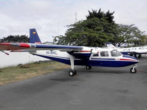 1968 Britten Norman BN2A-20 Islander for Sale in Ecuador (SEGU)