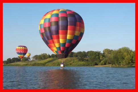 1995 The Balloon Works GLX 7 for Sale in Ironton, Ohio, United States (DWV)