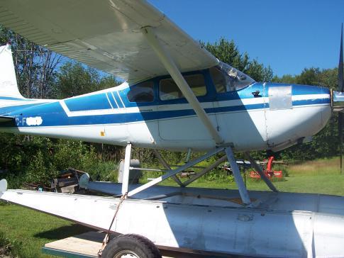 1958 Cessna 180B Skywagon for Sale in Sudbury, Ontario, Canada
