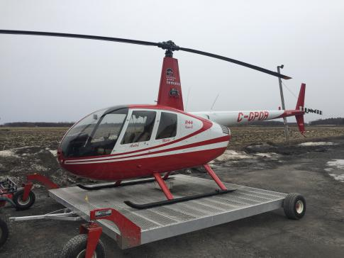 2005 Robinson R-44 Raven II for Sale in Beloeil, Quebec, Canada (CSB3)