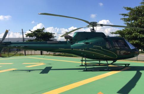 2013 Eurocopter AS 350B3e Ecureuil for Sale in Brazil