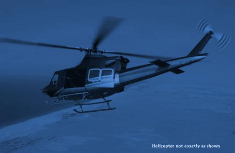 1985 Bell 412SP for Sale in Qatar