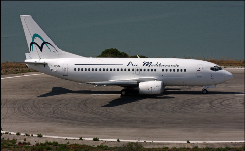 1996 Boeing 737-500 for Auction in TARBES, France