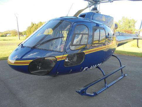 2008 Eurocopter AS 350B2 Ecureuil for Sale in PRUNAY, France (LFQA)