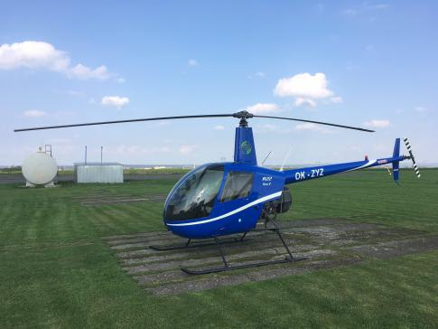 2009 Robinson R-22 Beta II for Sale in Chotouň, Czech Republic