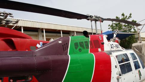 1968 Bell 206B JetRanger II for Sale in Qatar