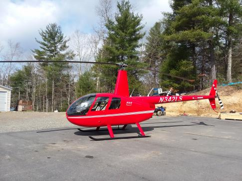 2013 Robinson R-44 Raven II for Sale in Woodlawn, United States (Khlx)