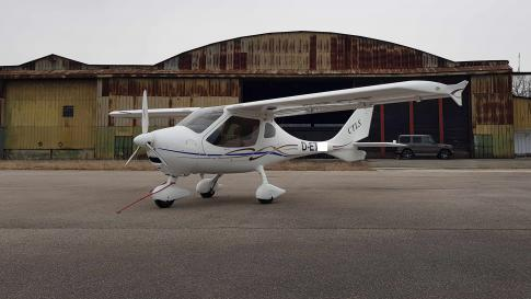 2010 Flight Design CTLS for Sale in Munich, Bayern, Germany (EDNX)