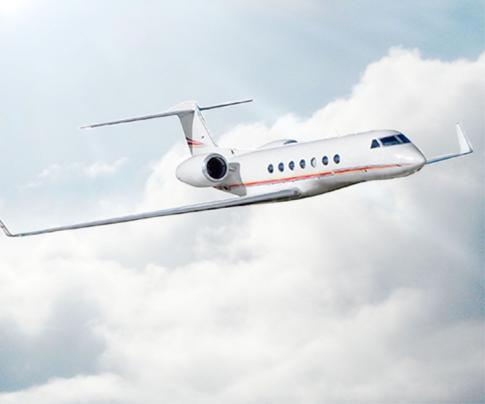 2013 Gulfstream G550 for Sale in Canada