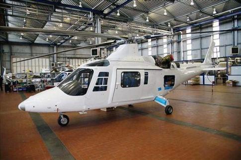 1996 Agusta A109K II for Sale in Kenya