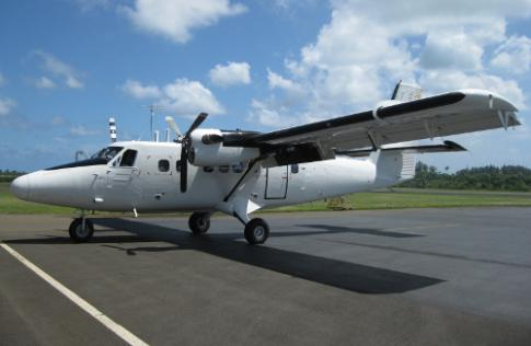 1973 de Havilland DHC-6-300 Twin Otter for Sale in Australia