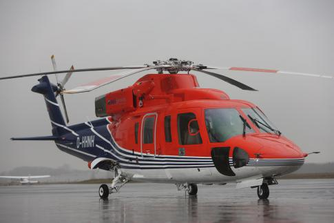 1992 Sikorsky S-76B for Sale in Germany
