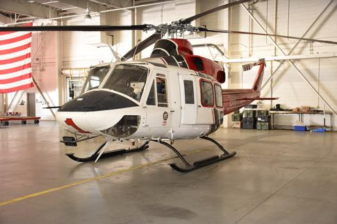 2004 Bell 412EP for Auction in Los Angeles, California, United States (VNY)