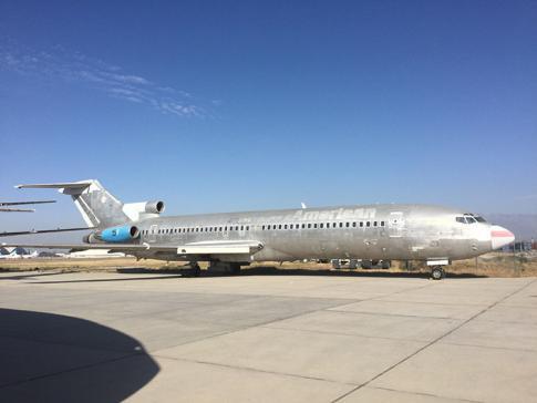 1973 Boeing 727-227 for Auction in San Bernardino, California, United States (SBD)