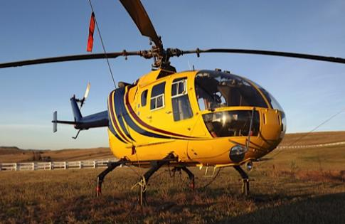 1998 Eurocopter Bo 105-LS-A3 for Sale in Canada
