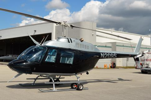 1981 Bell 206B3 JetRanger III for Sale in Miami, Florida, United States (KTMB)