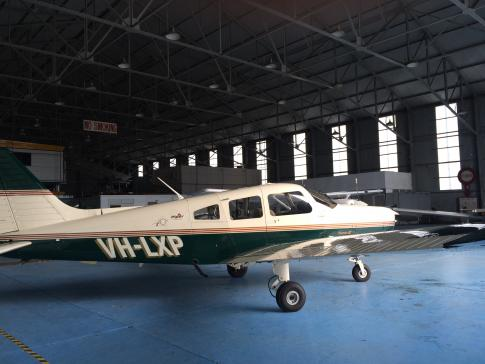 2003 Piper PA-28-161 Warrior III for Sale in Budapest, Bldg. B-1, Hungary