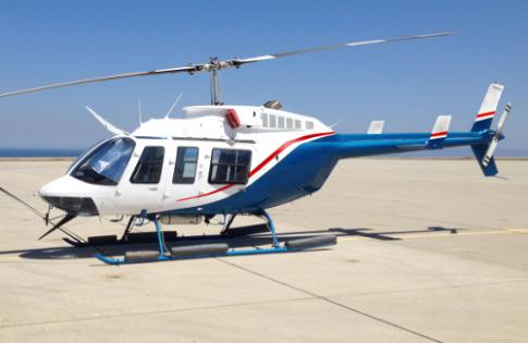 1980 Bell 206L1+ LongRanger III for Sale in United States