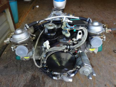 Rotax 912 ULS 100HP in Orkney, OTHER, United Kingdom (Unit)