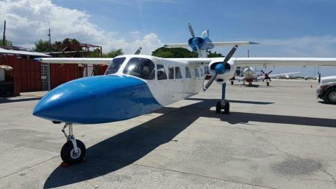 1976 Britten Norman BN2A-MkIII Trislander for Sale in Port-au-Prince, Haiti