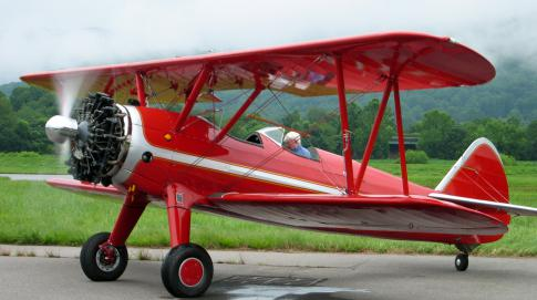 Stearman & Waco Our Specialty in Andrews, North Carolina, United States (KRHP)