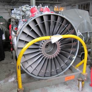 Rolls Royce MK106 Pegasus Turbofan Engine in United Kingdom