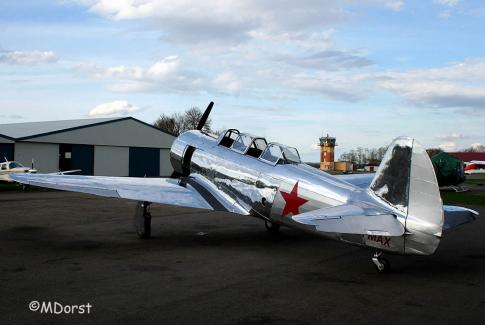 1953 Yakovlev YAK-11 for Sale in Germany (EDAH)