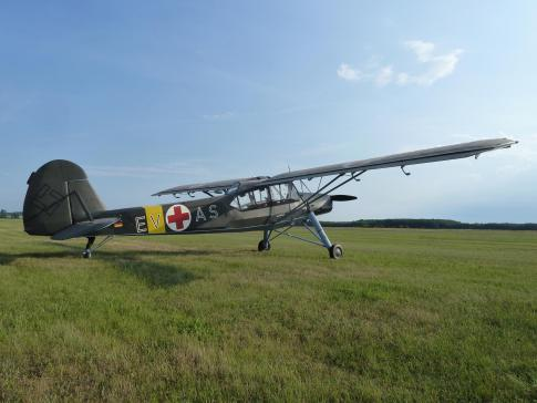 1944 Fieseler Fi 156 Storch for Sale in Germany (EDAH)
