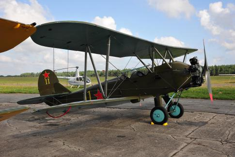 1952 Polikarpov U-2 for Sale in Germany (EDAH)