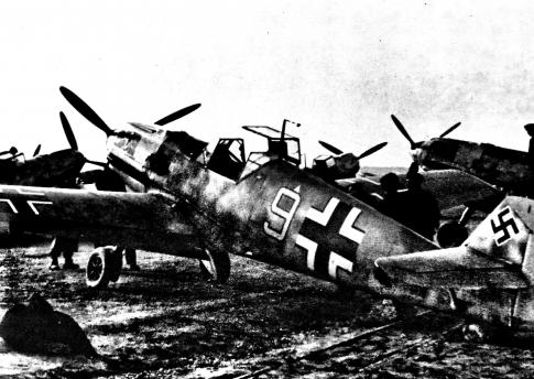 1935 Messerschmitt Bf 109 for Sale in Germany (EDAH)