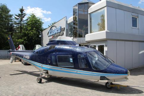 1985 Agusta A109A II for Sale in Meschede, Germany