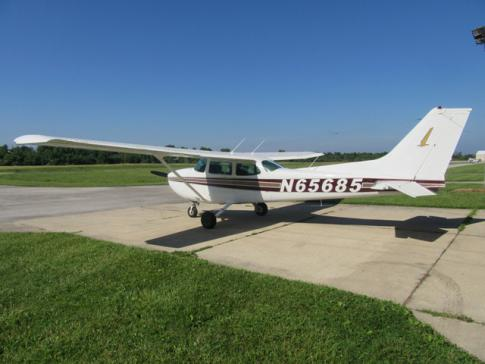 1982 Cessna 172P for Sale in Huntington, Indiana, United States (KHHG)