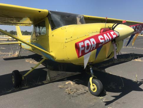 1973 Cessna 150L for Sale in Auburn, California, United States (KAUN)