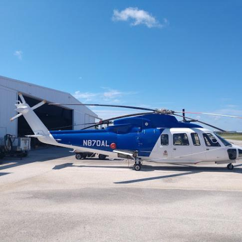 2005 Sikorsky S-76C+ for Sale/ Lease in Melbourne, Florida, United States