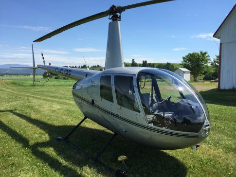 2006 Robinson R-44 Raven II for Sale in Chicoutimi, Quebec, Canada
