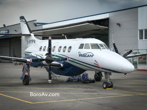 1991 BAe J-32EP Jetstream for Sale in Montreal, Quebec, Canada (CYHU)