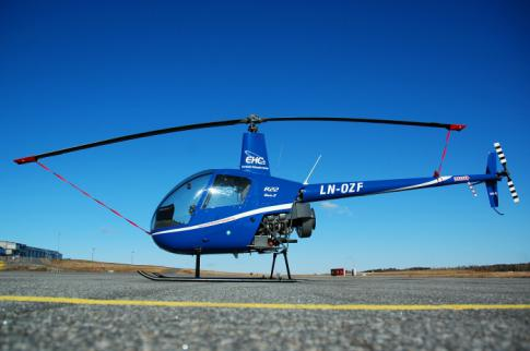 2007 Robinson R-22 Beta II for Sale in Bergen, Hordaland, Norway (Enbr)