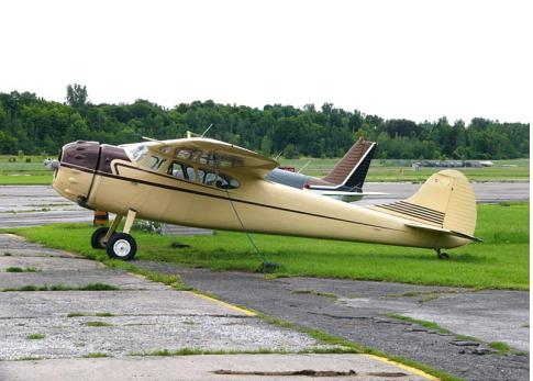 1947 Cessna 190 for Sale in Gatineau, Quebec, Canada