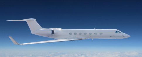 2014 Gulfstream G550 for Sale in Canada