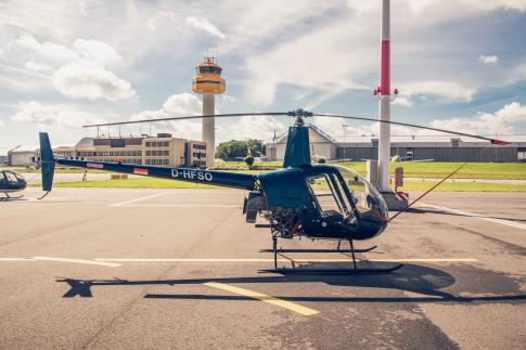 1999 Robinson R-22 Beta II for Sale in Hamburg, Germany