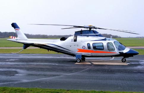 2001 Agusta A109E Power for Sale in United Kingdom