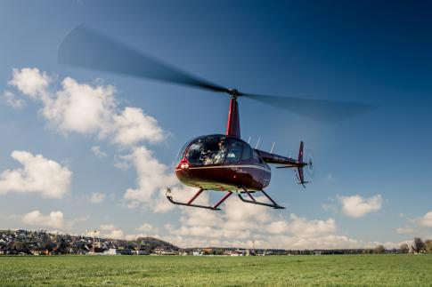 2013 Robinson R-66 for Sale in Switzerland (LSXS)
