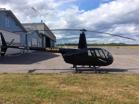 2008 Robinson R-44 Raven for Sale in Helsinki, Finland (EFHF)