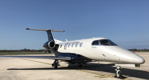 2016 Embraer Phenom 300 for Sale in Poland (EPKT)